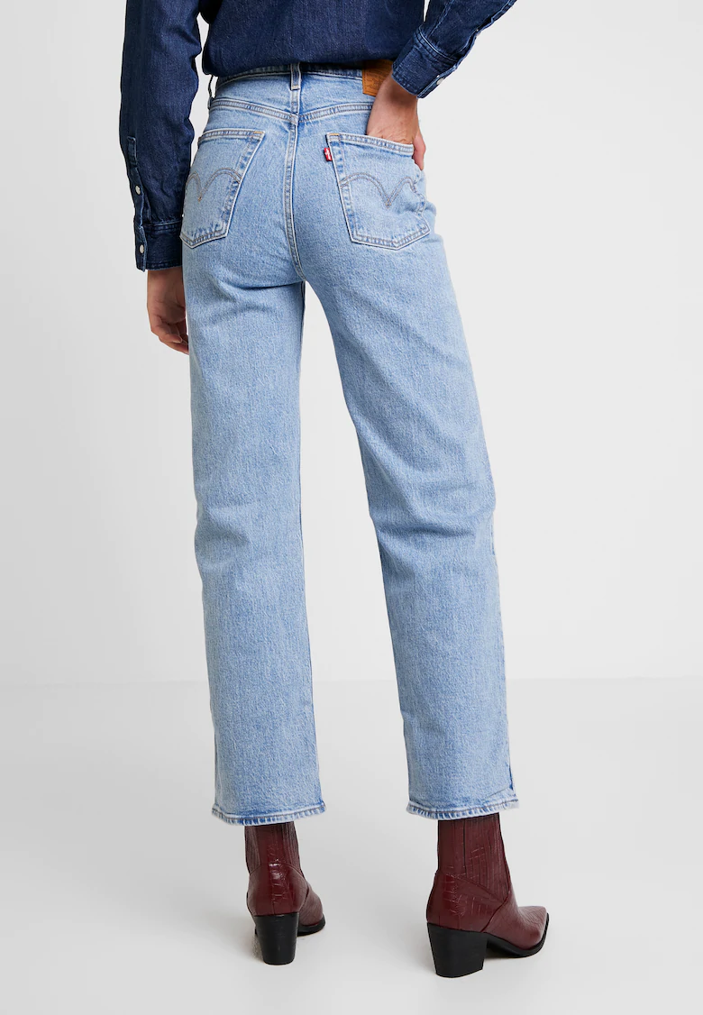 Ribcage jeans by Levi's